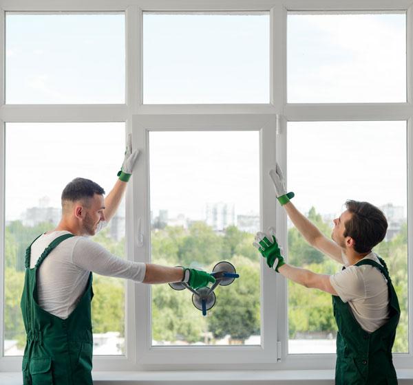 Remplacement des fenêtres